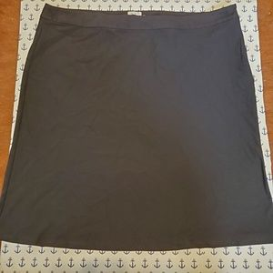 Old Navy stretch a line skirt